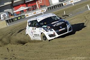 Speciale Gara Motor Show, Trofeo Rally Suzuki: Coppe suda, ma è in semifinale