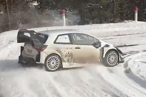 Toyota: provato un motore evoluto nei test in ottica WRC 2018
