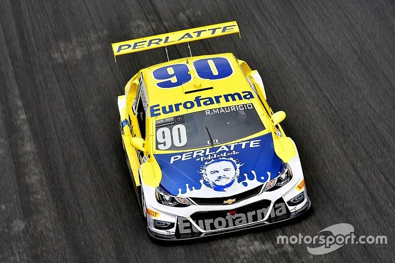 Mauricio exceeds Serra by 6 milliseconds and is pole in Interlagos