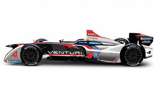 Mercedes HWA ondersteunt Venturi in Formule E