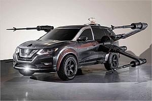 Automotive News Nissan zeigt irre Star-Wars-Autos bei L.A. Auto Show