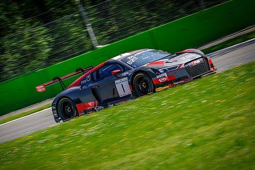 WRT signe la première victoire d'une Audi GT3 à Monza