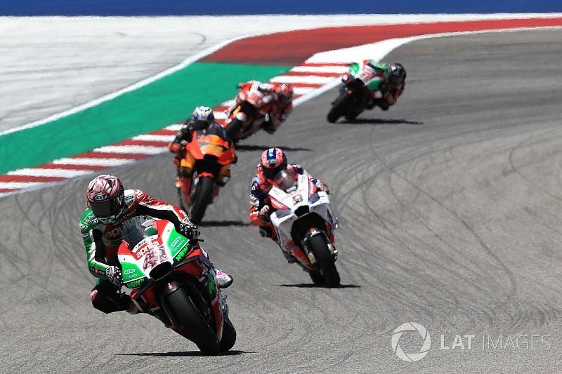 """Espargaro certain Aprilia will """"surprise"""" in next races"""