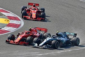 フェラーリ、すでにベッテルを優先か。メルセデスには戦略にほころび