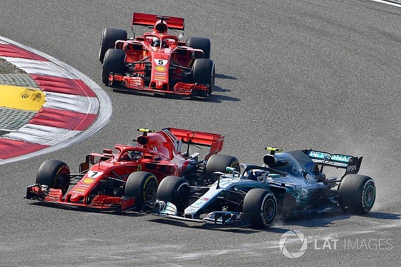 A Mercedes állítja, nem csak ők szenvednek a gumikezeléssel