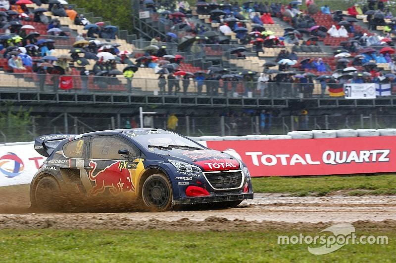 WRX Montalegre: Sebastien Loeb nach Tag 1 vorne