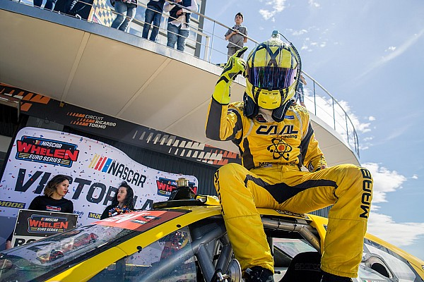 Alon Day sweeps season-opening Euro Series weekend in Valencia