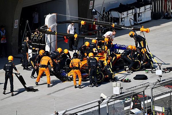 Az FIA nem hagyja annyiban, megoldásokat vár a bokszkiállásokra