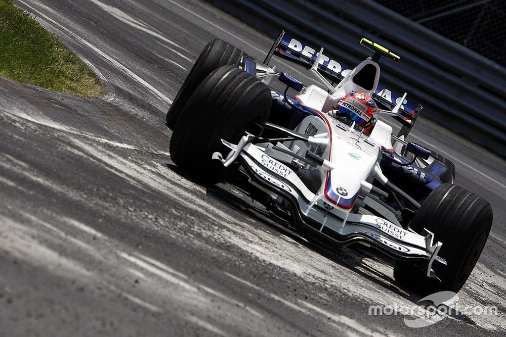 When Kubica triumphed, and Alonso was targeted by Brawn