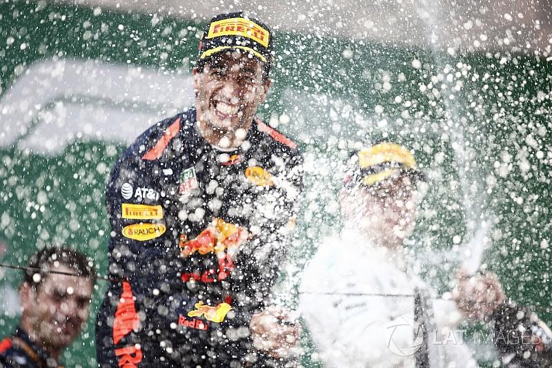 La genial victoria de Ricciardo le hizo 'Piloto del día' en China
