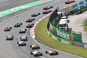 FIA limita modos de motor para evitar ganhos no escapamento