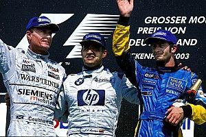 GALERÍA: ganadores del GP alemán desde el año 2000