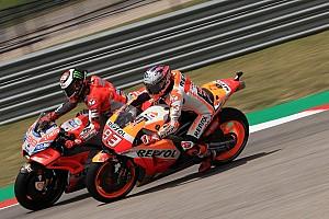 MotoGP Actualités Márquez : Lorenzo,