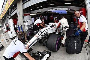 Leclerc diganjar penalti grid usai ganti girboks