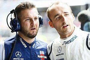 """كوبتسا """"متفاجئ"""" من استمتاعه بدور """"خارج السباقات"""" في الفورمولا واحد"""