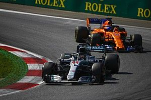 "Alonso: Rivals aren't exploiting Hamilton's ""weakness"""