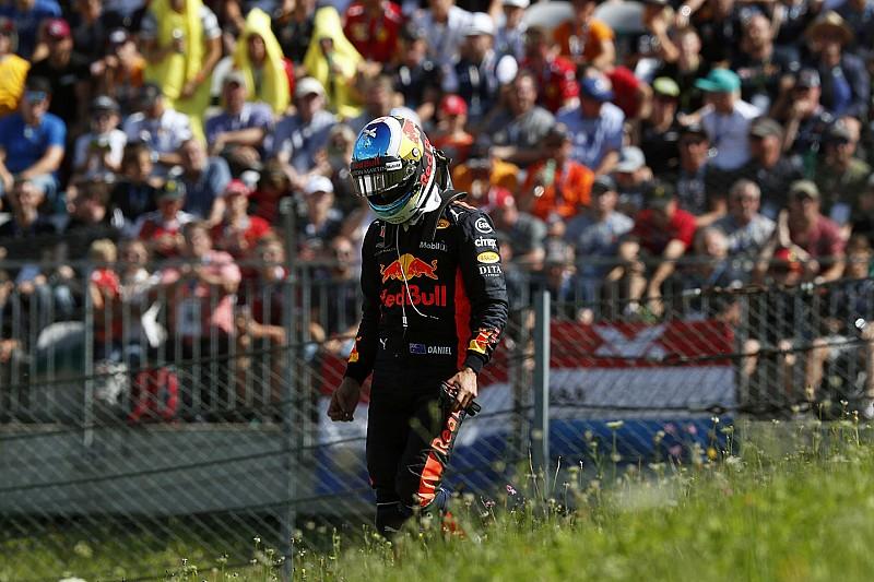 Ricciardo im Pech: Perfekter Tag für Red Bull ist wichtiger