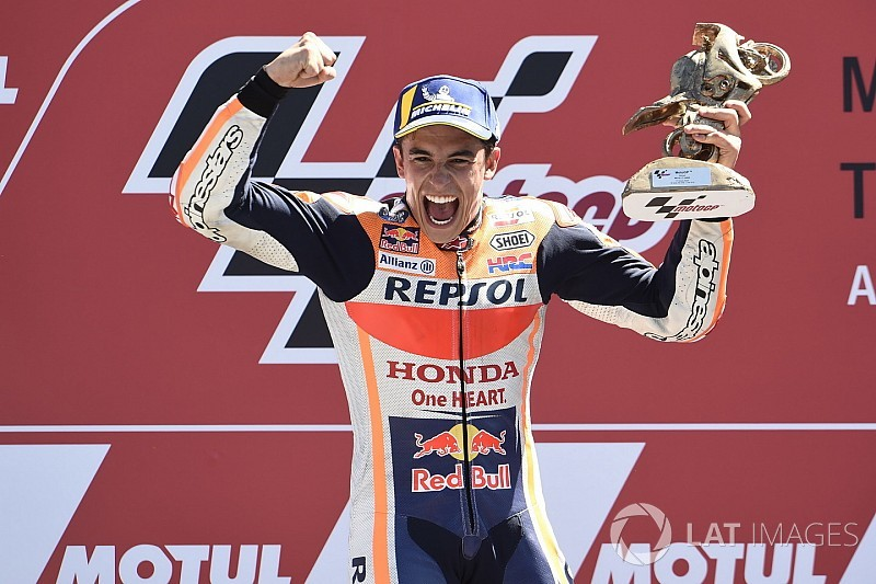 """Márquez : Une telle course à Assen, c'est """"le meilleur du MotoGP !"""""""