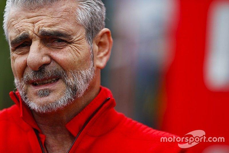 "Arrivabene califica la victoria en Silverstone como ""muy importante"""
