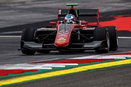 Hughes centra il primo successo in Gara 2 al Red Bull Ring, Pulcini ancora a podio
