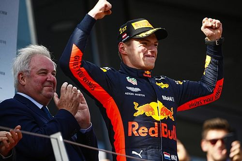 "Verstappen showed ""champion's quality"" in Austria win"