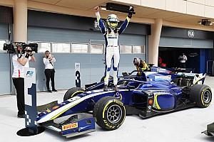 FIA Fórmula 2 Crónica de Carrera Lando Norris gana su primera carrera en F2
