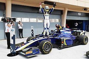 F2 Bahrain: Norris dominasi feature race, Gelael naik 12 posisi
