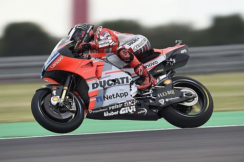 Fotogallery: le prove libere di Termas de Rio Hondo della MotoGP