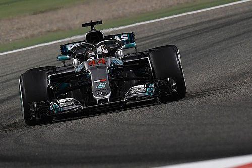 Hamilton perde cinco posições no grid do Bahrein