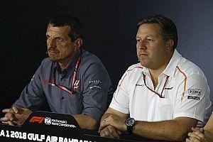 """Haas en McLaren tegen 'nieuw' puntensysteem: """"Haalt de glans van punten af"""""""