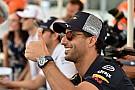 """Ricciardo: """"A tökéletes forgatókönyv az lenne, ha a Red Bullal lennék bajnok"""""""