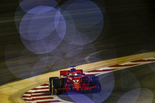 La Ferrari cresce bene, ma è la Mercedes a mancare in Bahrain