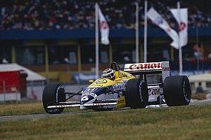 Semmi hibrid, semmilyen elektromos motor: a nyers erő – F1, 1986