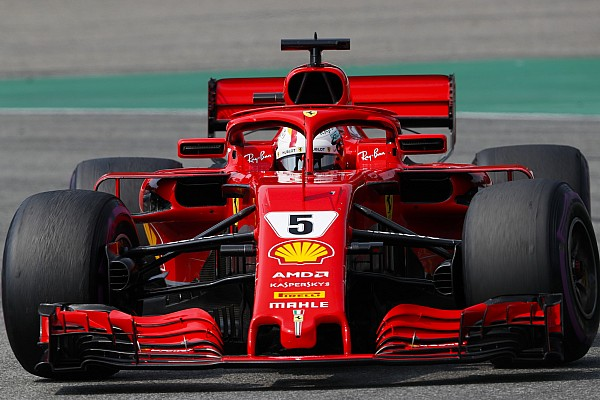 Formula 1 Breaking news Vettel