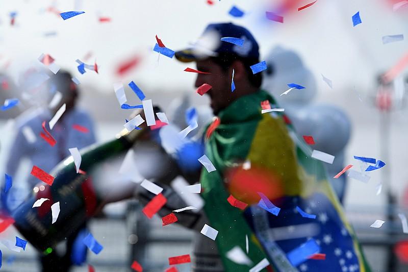 """Di Grassi celebra recuperação: """"Pilotei melhor do que nunca"""""""