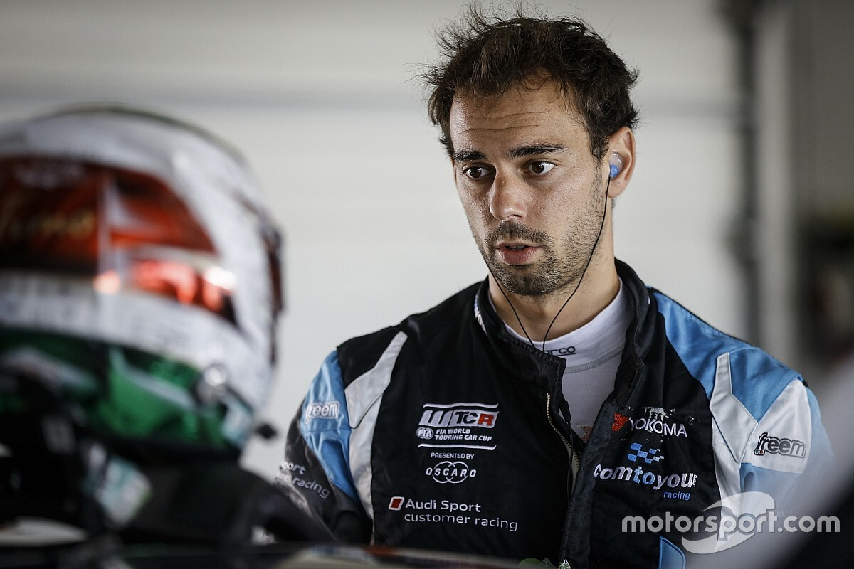 Europe: Berthon in pista a Barcellona per aiutare Potty e Vernay