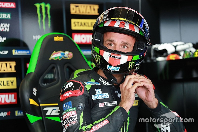 Brno MotoGP: Zarco beats Dovizioso to top FP1