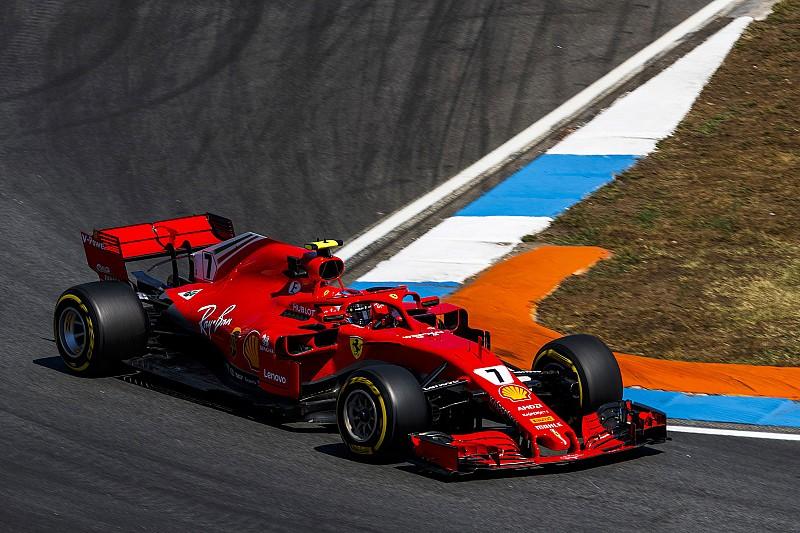 Raikkonen califica de decisivo su error en la curva 12