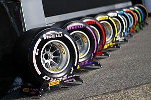 Pirelli akan sederhanakan nama kompon mulai F1 2019