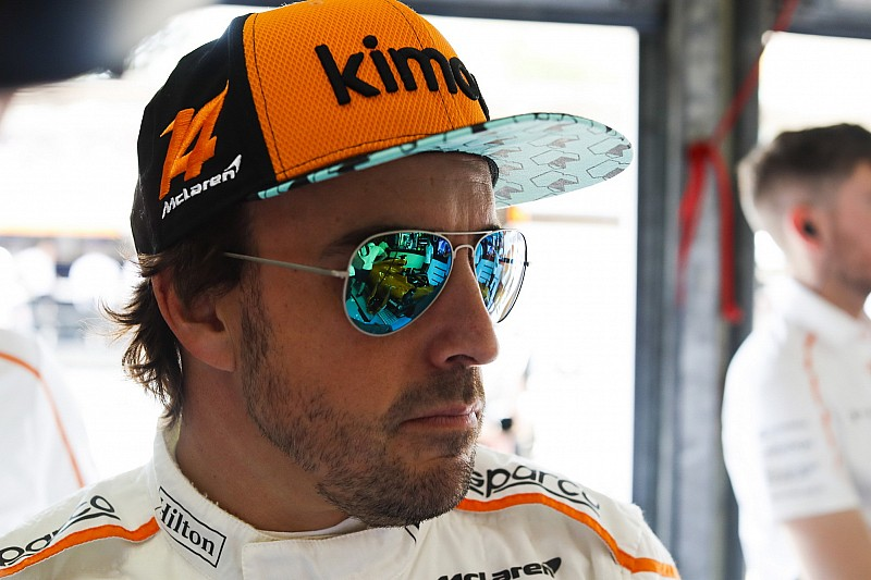 Alonso várja az esőt a Német Nagydíjon