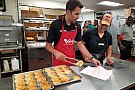"NASCAR Cup ""Rejuvenated"" Almirola makes biscuits as he prepares for Darlington"