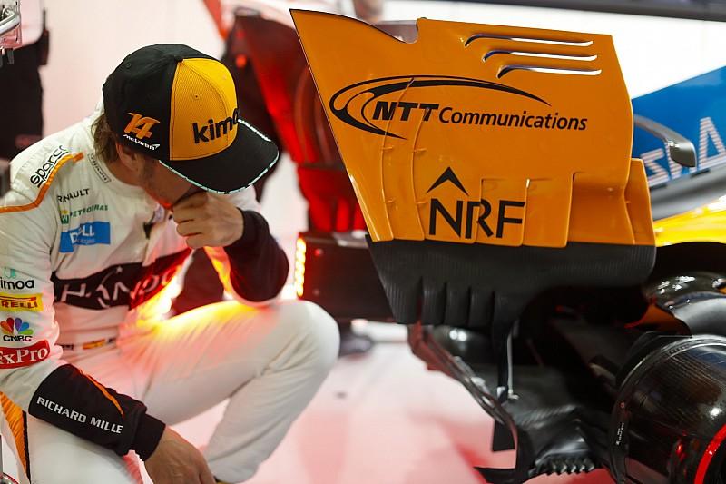 """Alonso: """"El 70% del trabajo en este coche es para 2019"""""""