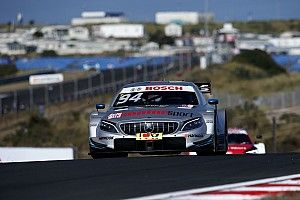 Zandvoort DTM: Paffett, Wehrlein'i geçerek pole pozisyonunu aldı