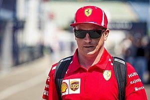 """Raikkonen sobre Hamilton: """"Lo que tenía que decir, lo dije"""""""