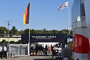 GALERI: Suasana persiapan GP Jerman