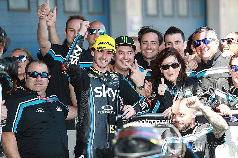 Francesco Bagnaia unantastbar: Moto2-Sieg in Le Mans
