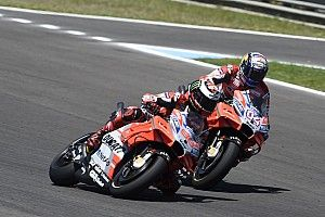Dovizioso kritisi pendekatan Lorenzo pada Ducati