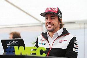 Spa, Libere 1: Fernando Alonso si presenta con il miglior tempo