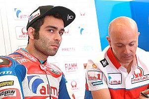 """Gebe mein Bestes"": Petrucci will 2019 ins Ducati-Werksteam"