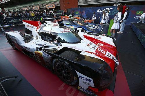 Alonso vitte be a célba a győztes Toyotát Spában